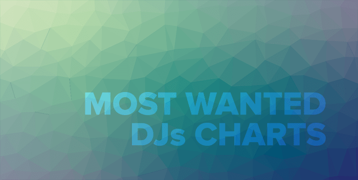Most Wanted DJs Charts (Edition 94)