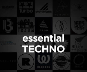 Traxsource Essential Techno (07 Dec 2020)