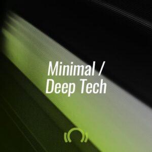 Beatport The December Shortlist Minimal Deep Tech 2021