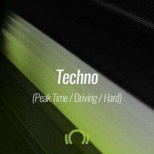Beatport The December Shortlist Techno (Peak Time  Driving) 2021