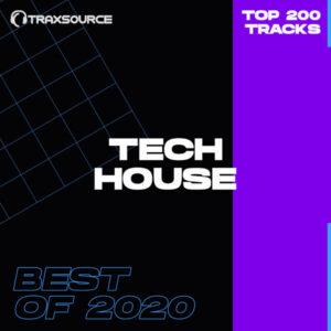 Traxsource Top 200 Tech House Best Of 2020