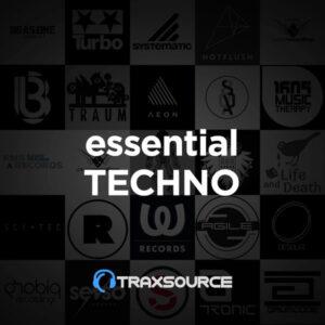 Traxsource Essential Techno (2020-12-21)