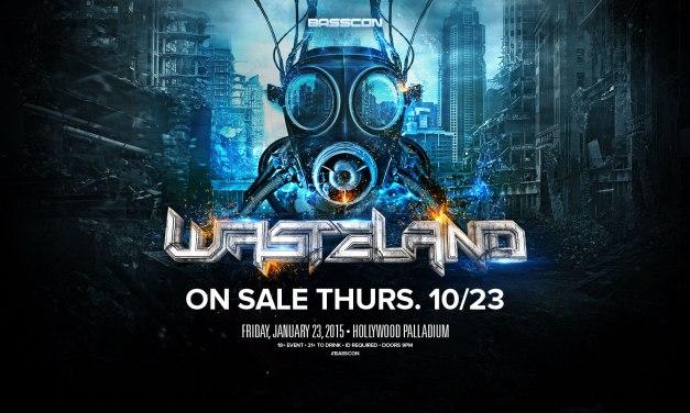 Basscon announces new event 'Wasteland'
