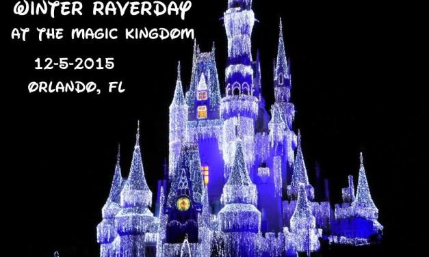 Walt Disney World Winter Raver Day || The Essentials