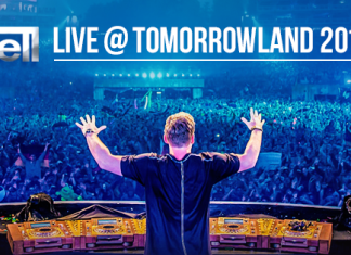 Tomorrowland 2015 Hardwell