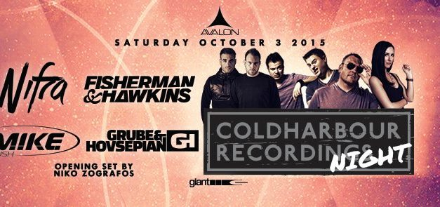 Coldharbour Night at Avalon Hollywood || Event Review