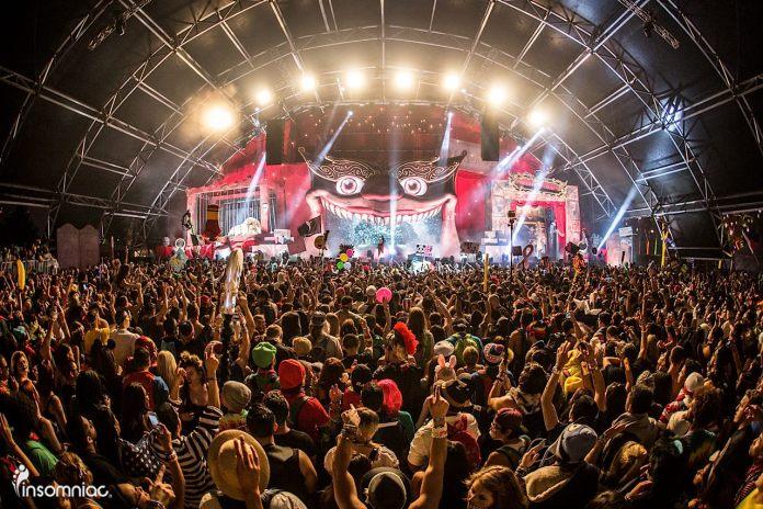 Escape: Psycho Circus 2015 Halloween