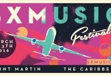SXMusic Festival 2016 Banner