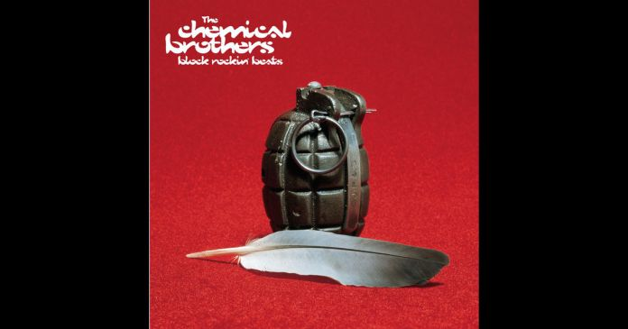 The Chemical Brothers Block Rockin' Beats Album Cover