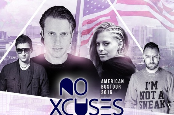 Nora En Pure Announces No Xcuses Vs. Enormous Tunes Tour