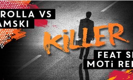 """MOTi Releases Remix of Patrolla vs Adamski's """"Killer"""""""