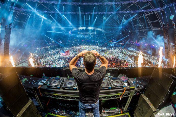 Markus Schulz EDC Las Vegas 2015