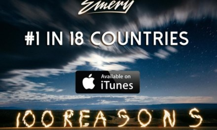 Gareth Emery's '100 Reasons to Live' Released!