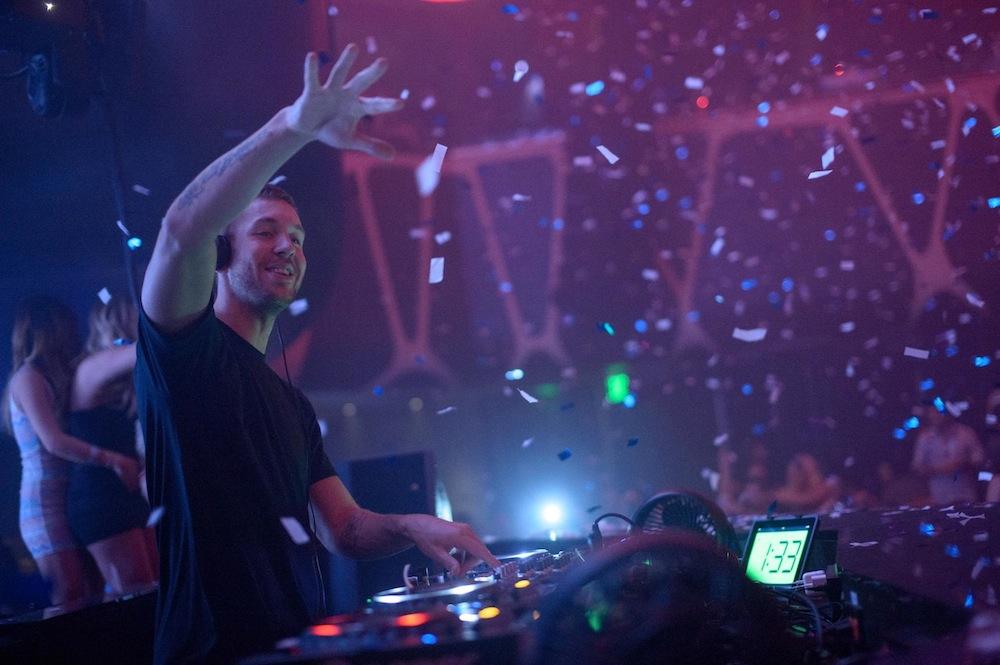 Calvin Harris @ Hakkasan Las Vegas    Event Review