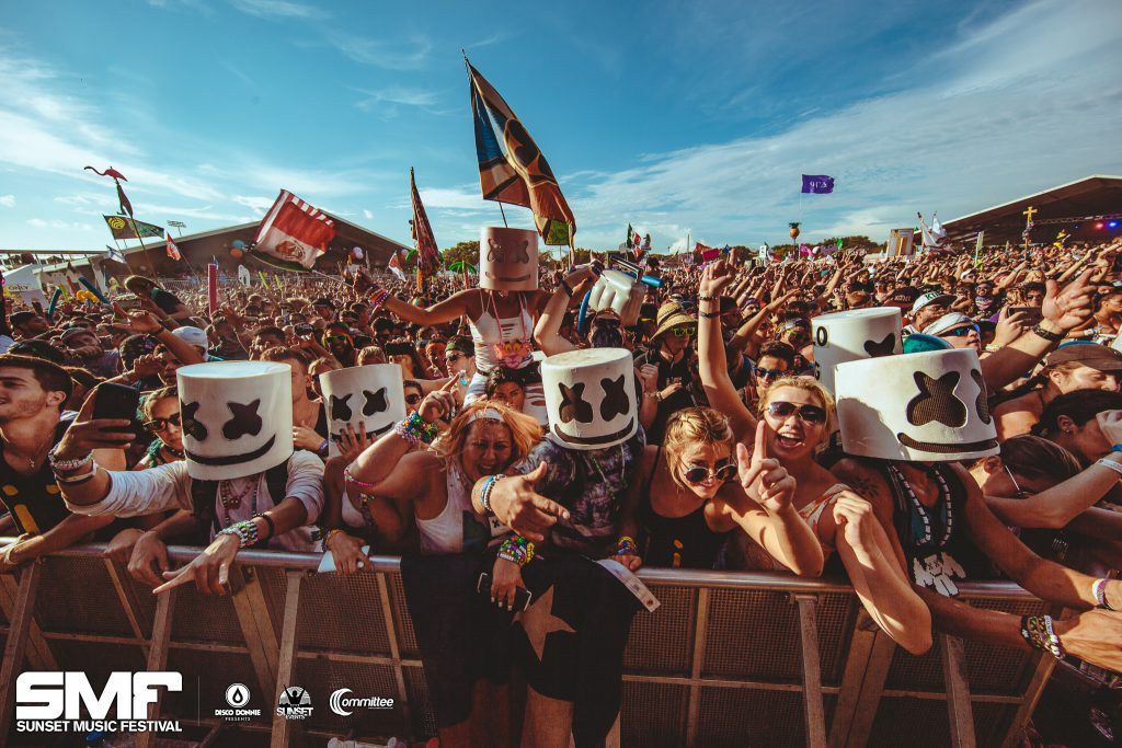 Sunset Music Festival 2016   Event Review   EDM Identity