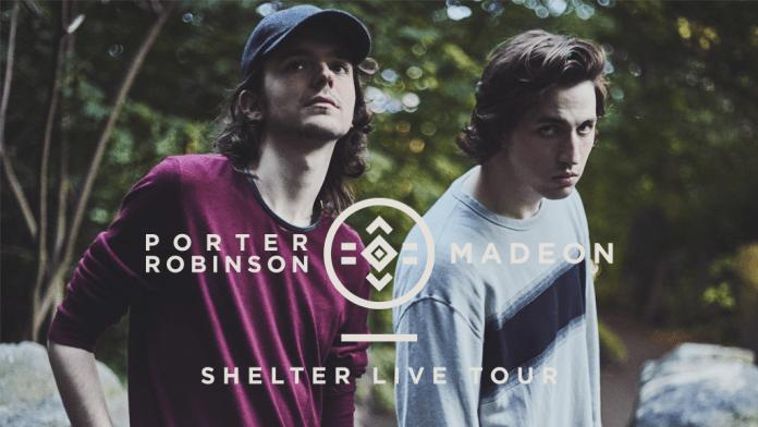 Shelter Live Tour