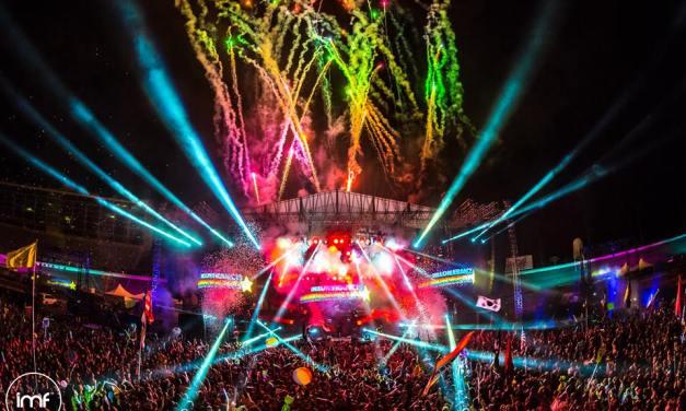 Imagine Music Festival 2016 || Maria's Experience