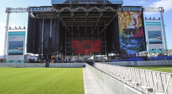 KAABOO 2016 Stage