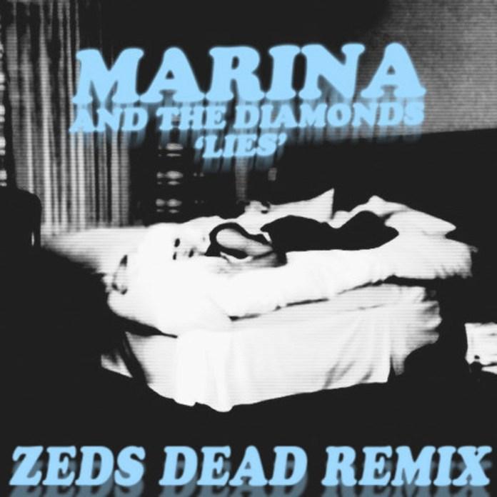 Tbt Lies Zeds Dead Remix Edm Identity