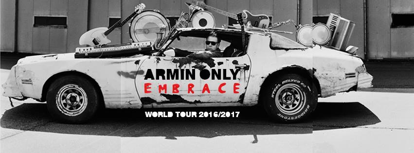 Armin Only Embrace World Tour || California Dates Released
