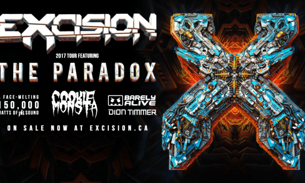 Excision Announces Return Of The Paradox Tour In 2017