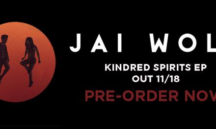 Jai Wolf Drops Beautiful Debut EP, 'Kindred Spirits'!