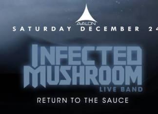 Infected Mushroom Avalon Hollywood
