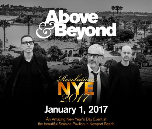 Above & Beyond NYD 2017