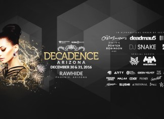 Decadence Arizona 2016