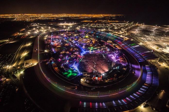 EDC Las Vegas 2015 Maverick Helicopters