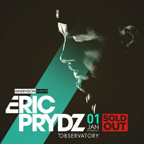 Eric Prydz NYD 2017