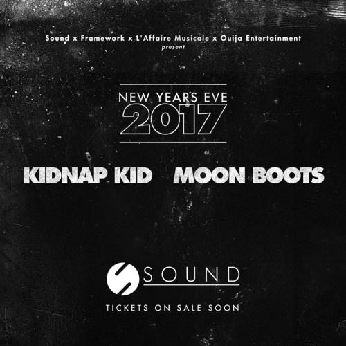 Sound Nightclub NYE 2017