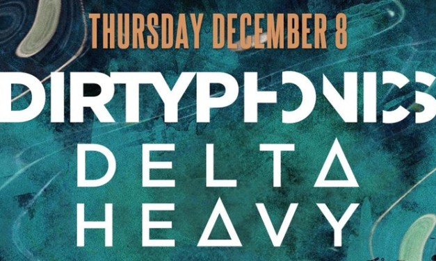 Delta Heavy @ The Yost Theater || Preview & Giveaway
