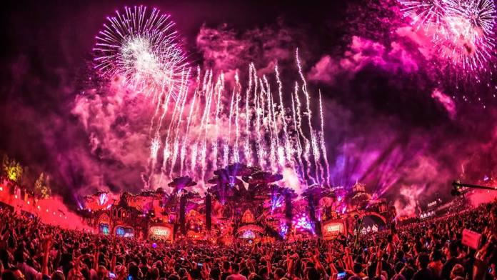 Tomorrowland 2016