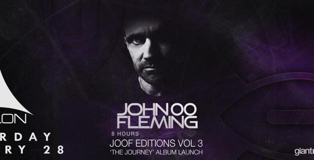 John 00 Fleming @ Avalon Hollywood || Preview & Giveaway
