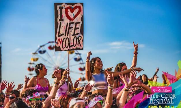 Life In Color Miami 2017    The Essentials