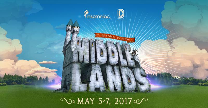 Middlelands 2017 || Lineup Announcement