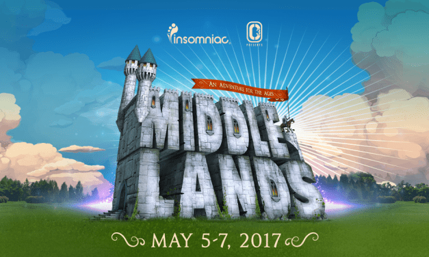 Middlelands 2017    Festival Map & Single-Day Tickets Released!