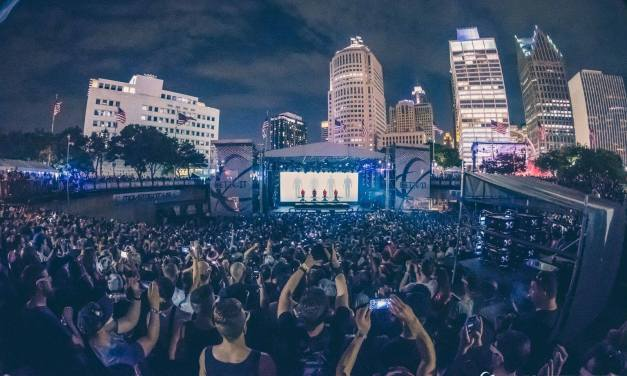 Movement Music Festival 2017    Phase 2 Lineup Released