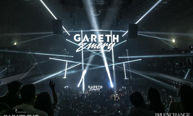 Gareth Emery's Saving Light Tour @ Exchange LA || Event Review