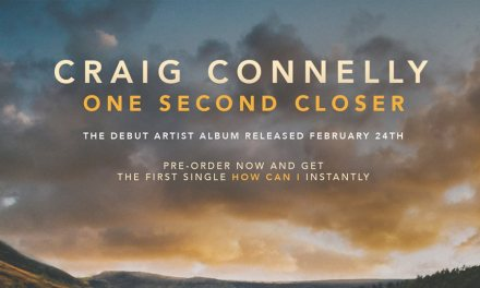 Pre-Order Craig Connelly's Debut Album 'One Second Closer' Now!