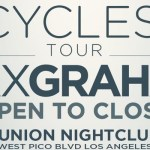 Fresh Entertainment Brings Max Graham's Cycles 8 Tour To LA!