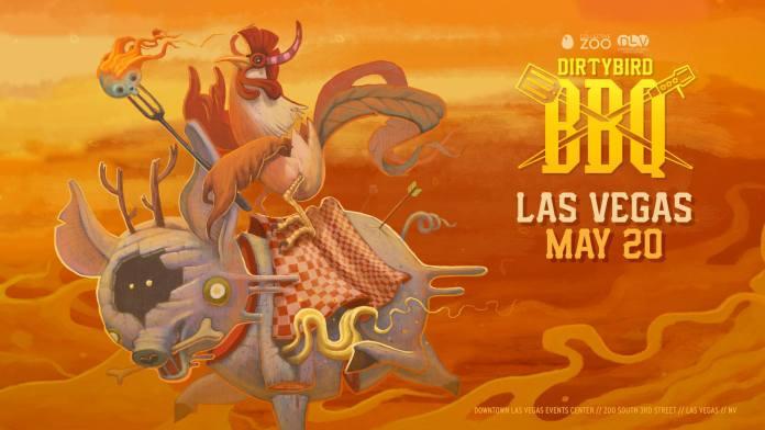 Dirtybird BBQ 2017 Las Vegas Banner