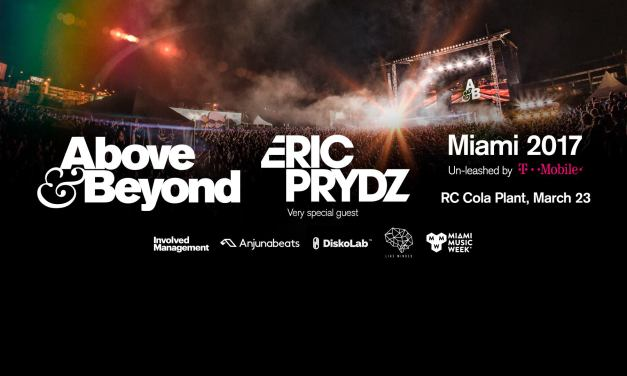 Above & Beyond and Eric Prydz @ RC Cola Plant || Event Preview