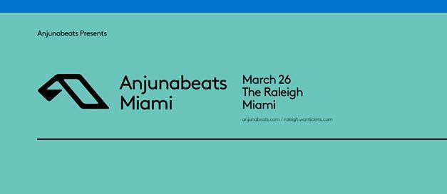 Anjunabeats Miami @ The Raleigh || Event Preview & Giveaway