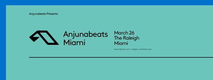 Anjunabeats Miami MMW 2017