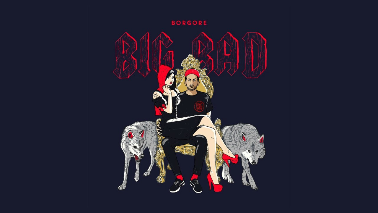 """Borgore Is Back With A """"Big Bad"""" Single!"""