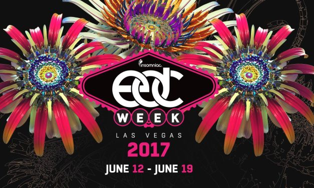 EDC Week 2017 || Phase One Announcement!