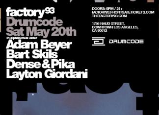 Factory 93 Drumcode