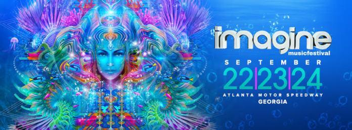 Imagine Music Festival 2017 Banner